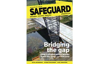 safegaurd magazine July 2015
